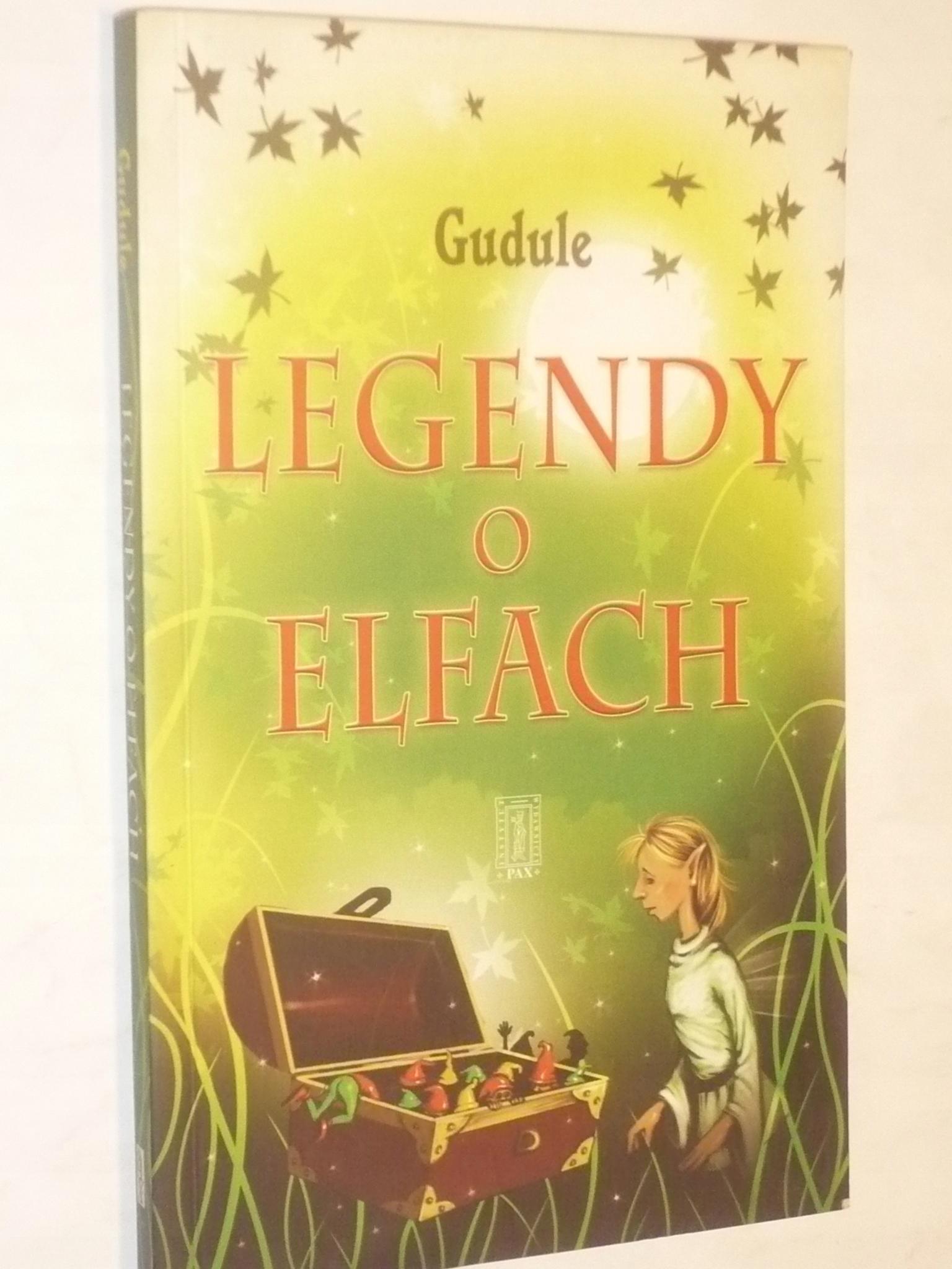 Gudule Legendy O Elfach 7815040921 Oficjalne Archiwum
