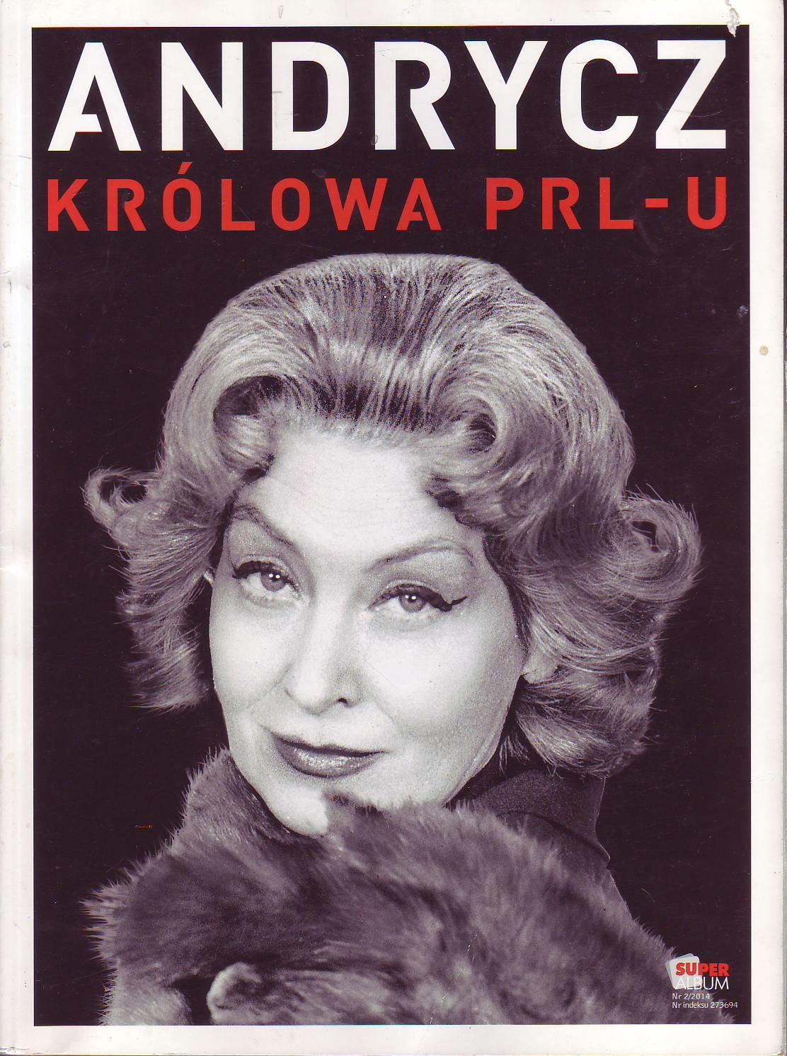Znalezione obrazy dla zapytania Nina Andrycz - Królowa PRL-u