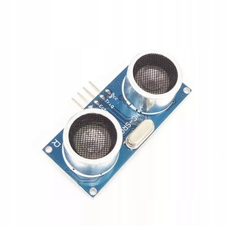 Czujnik odległości HC-SR04 ultradźwiękowy Arduino