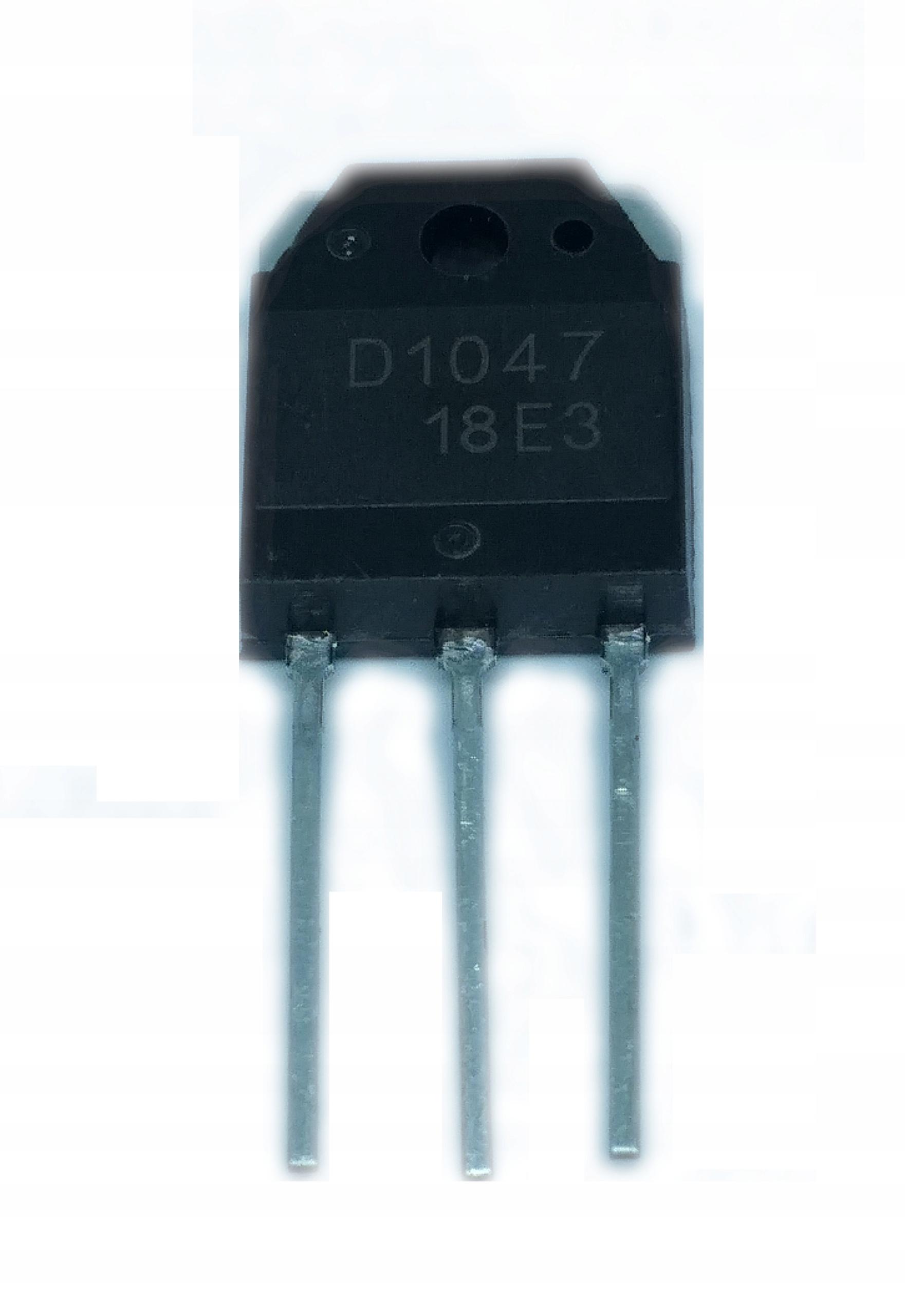 Tranzystor 2SD1047 100W 12A 160V