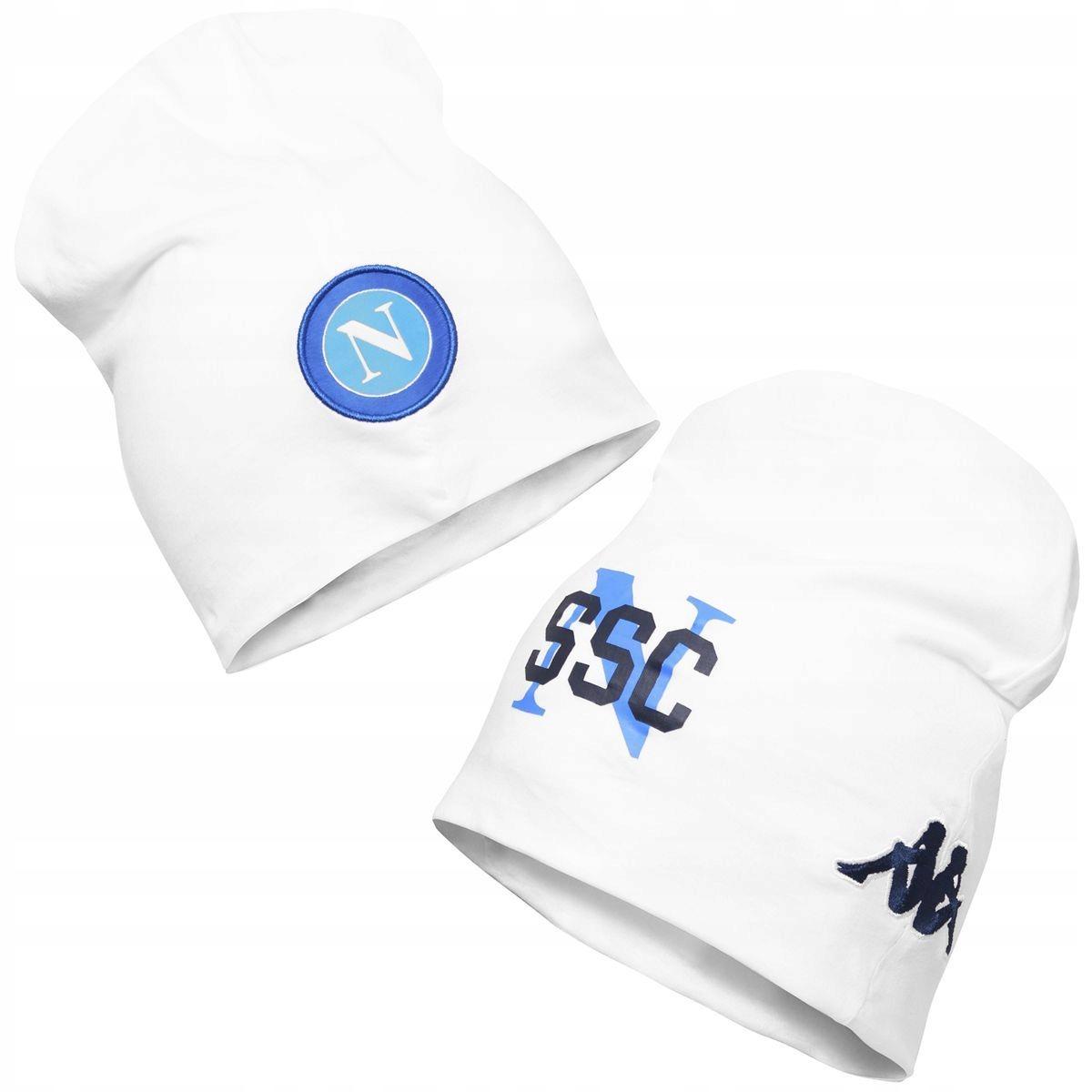 Kappa SSC Napoli czapka rozmiar 06