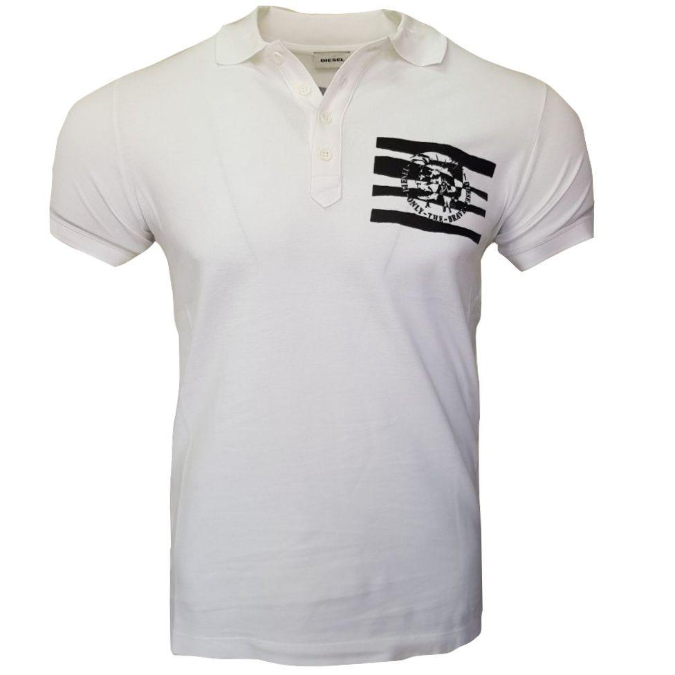 Koszulka Polo Diesel CL-T-POP 0CAMB 100 S -60%