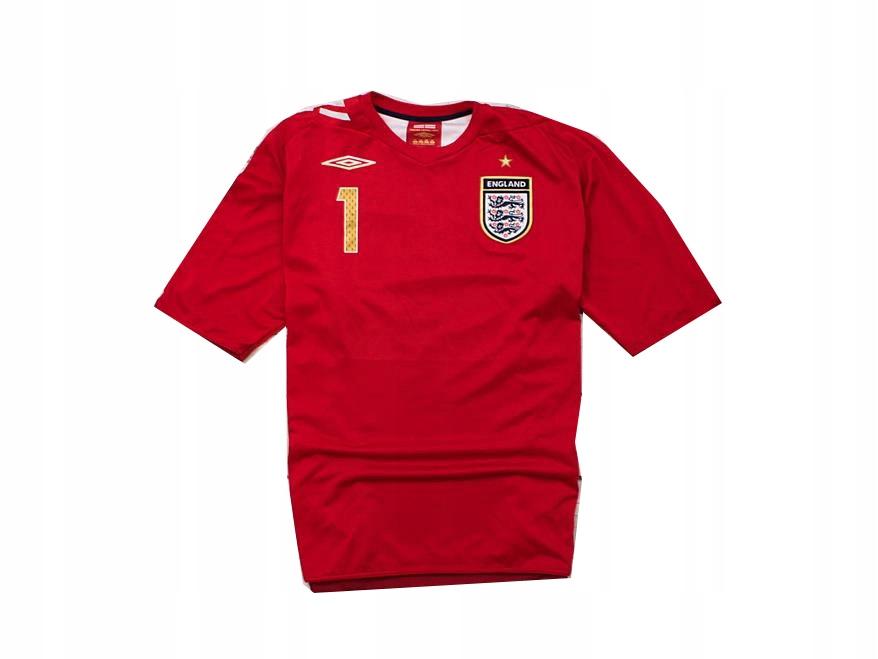*J Umbro Sport Koszulka Męska England Keenan XXL