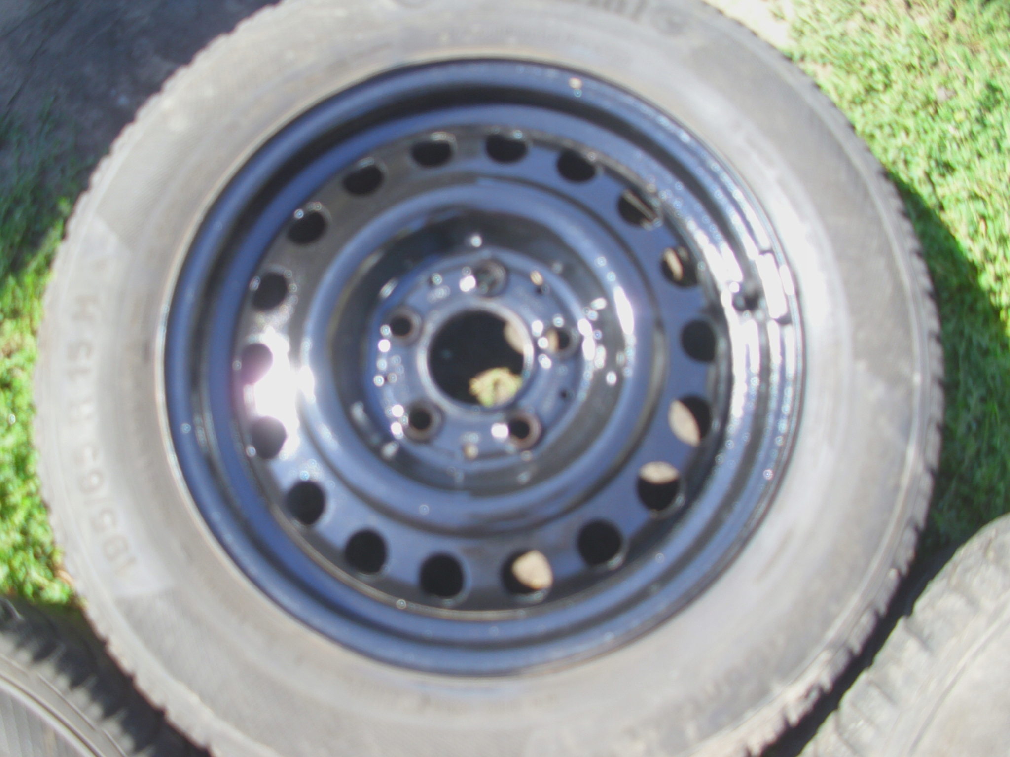 Koła Zimowe 5x112 Mercedes E Klasa W124 15 Opony 7524880735