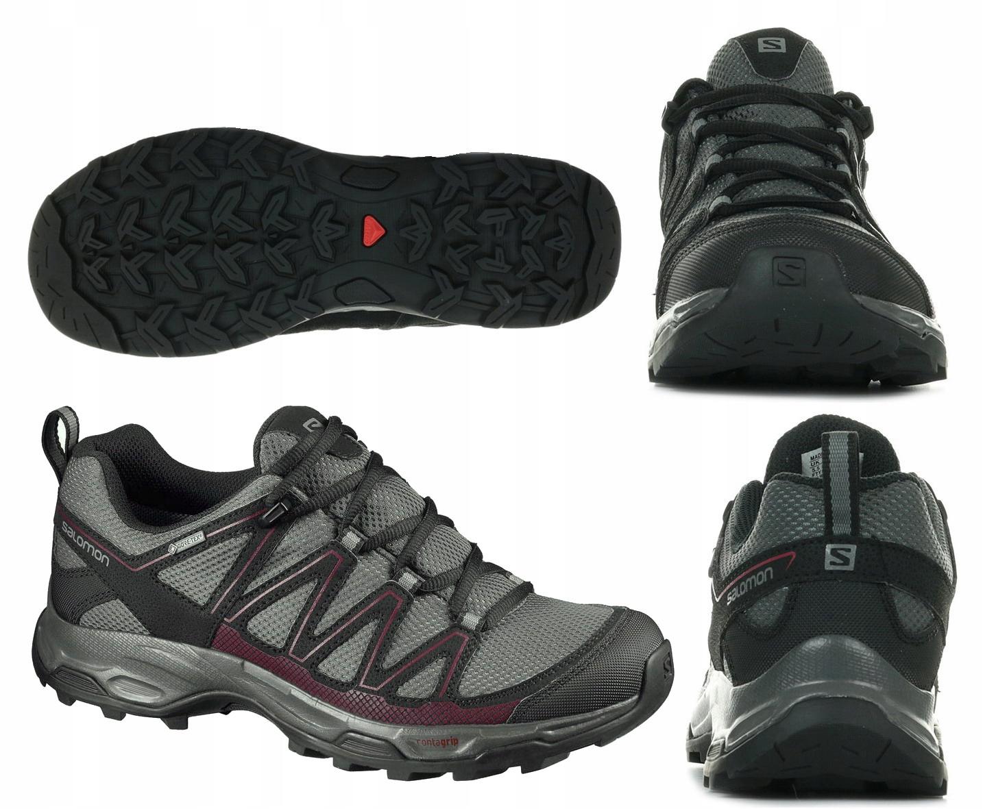 Salomon Wentwood GTX buty trekking damskie - 40