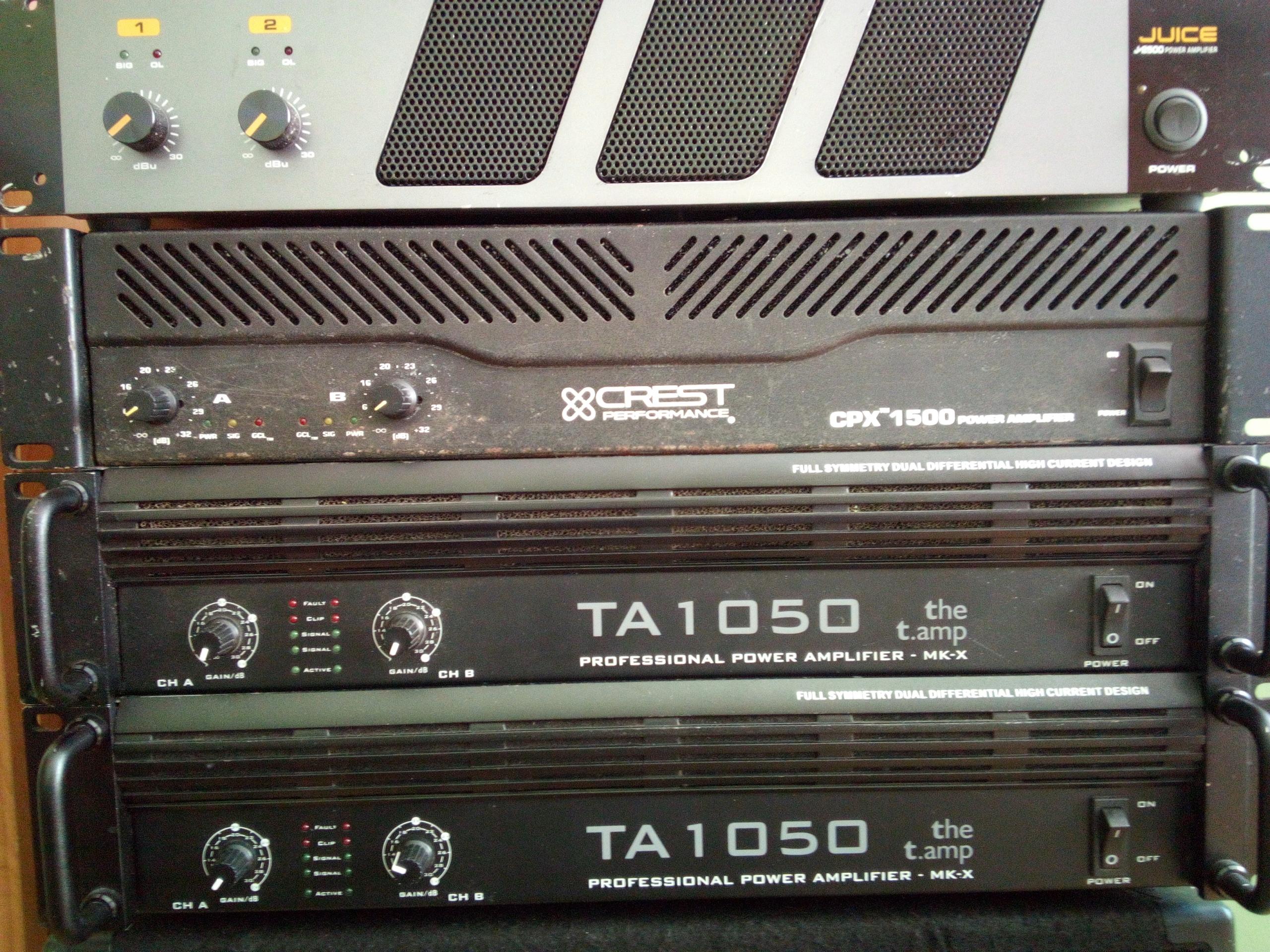 the t.amp TA1050