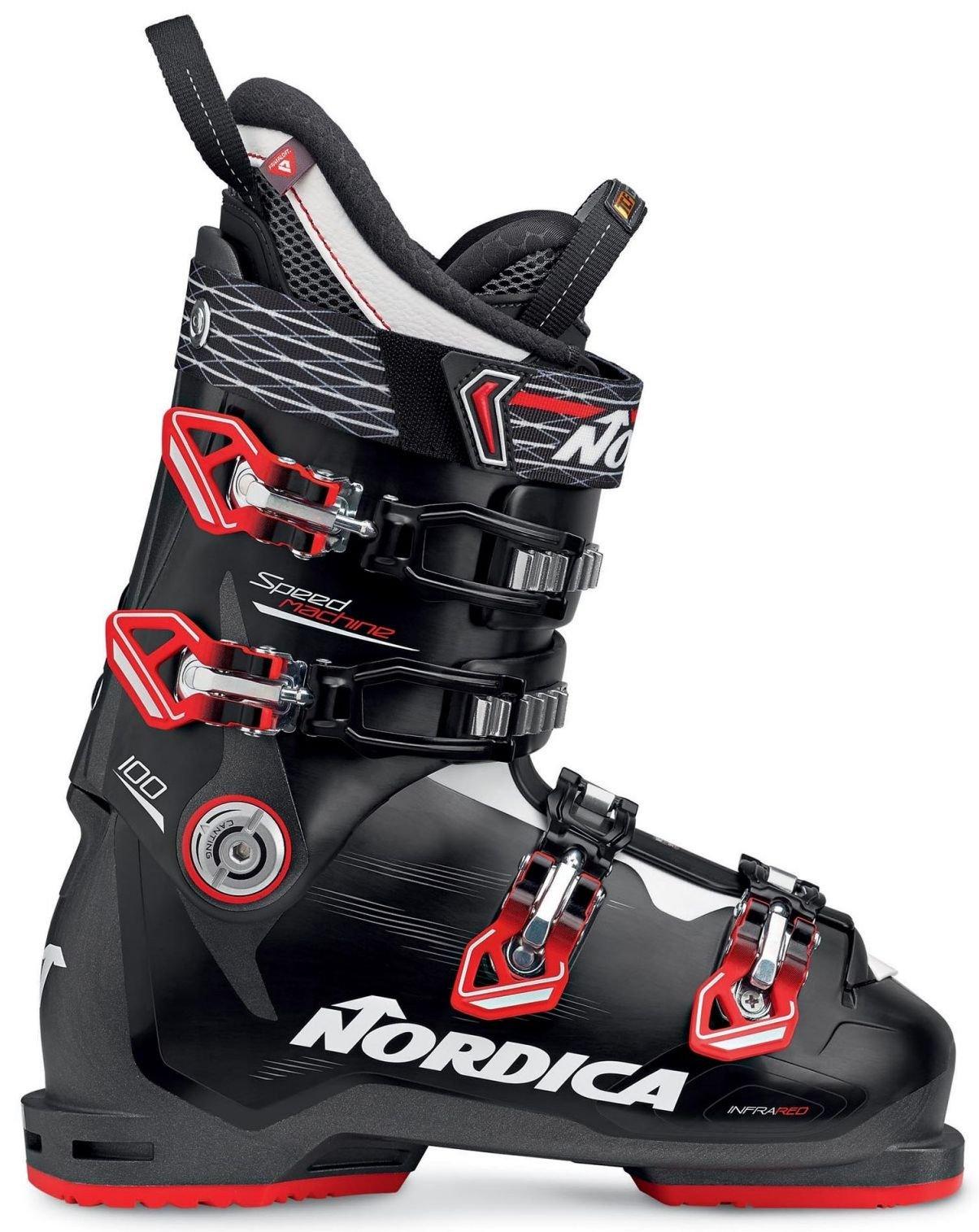 Nordica buty Speedmachine 100 Ant/Blk/Red 26,5