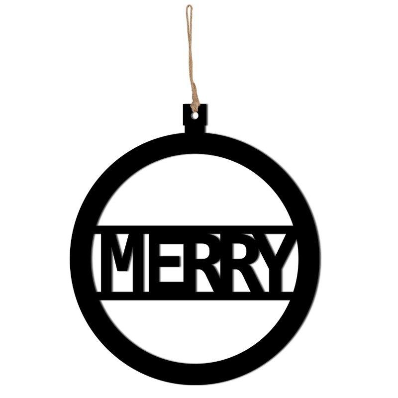 Świąteczna zawieszka MERRY DekoSign PRODUCENT