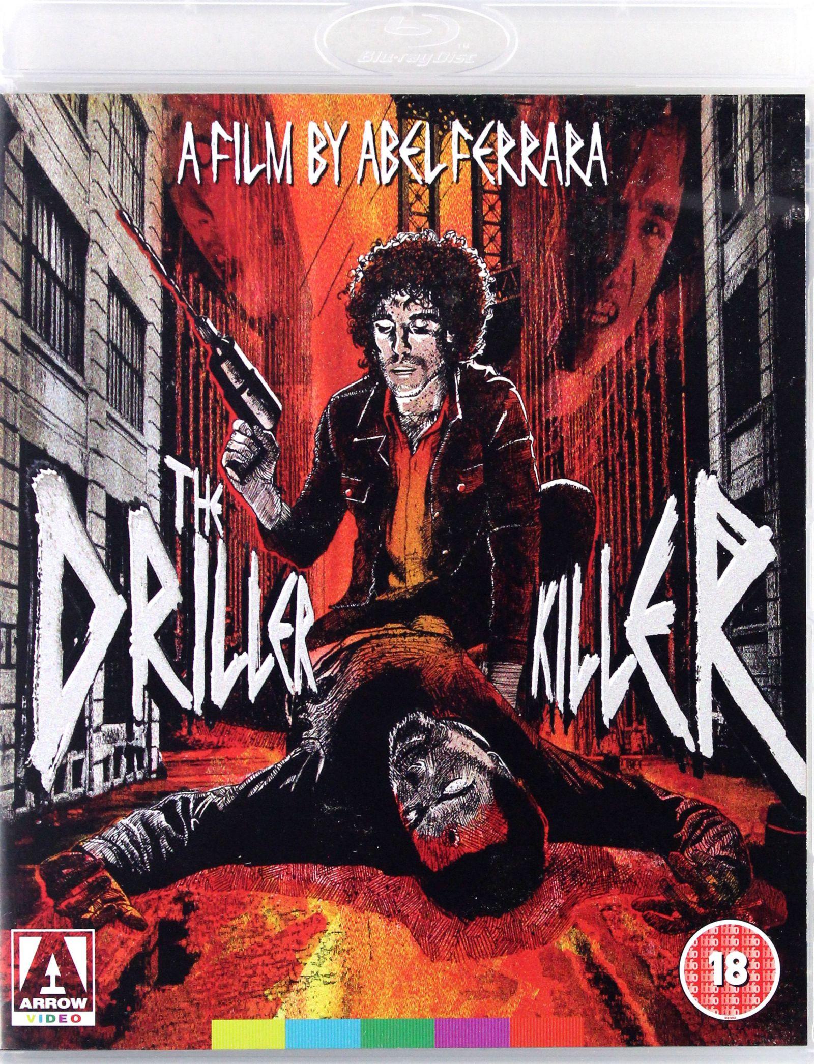 DRILLER KILLER [2XBLU-RAY]