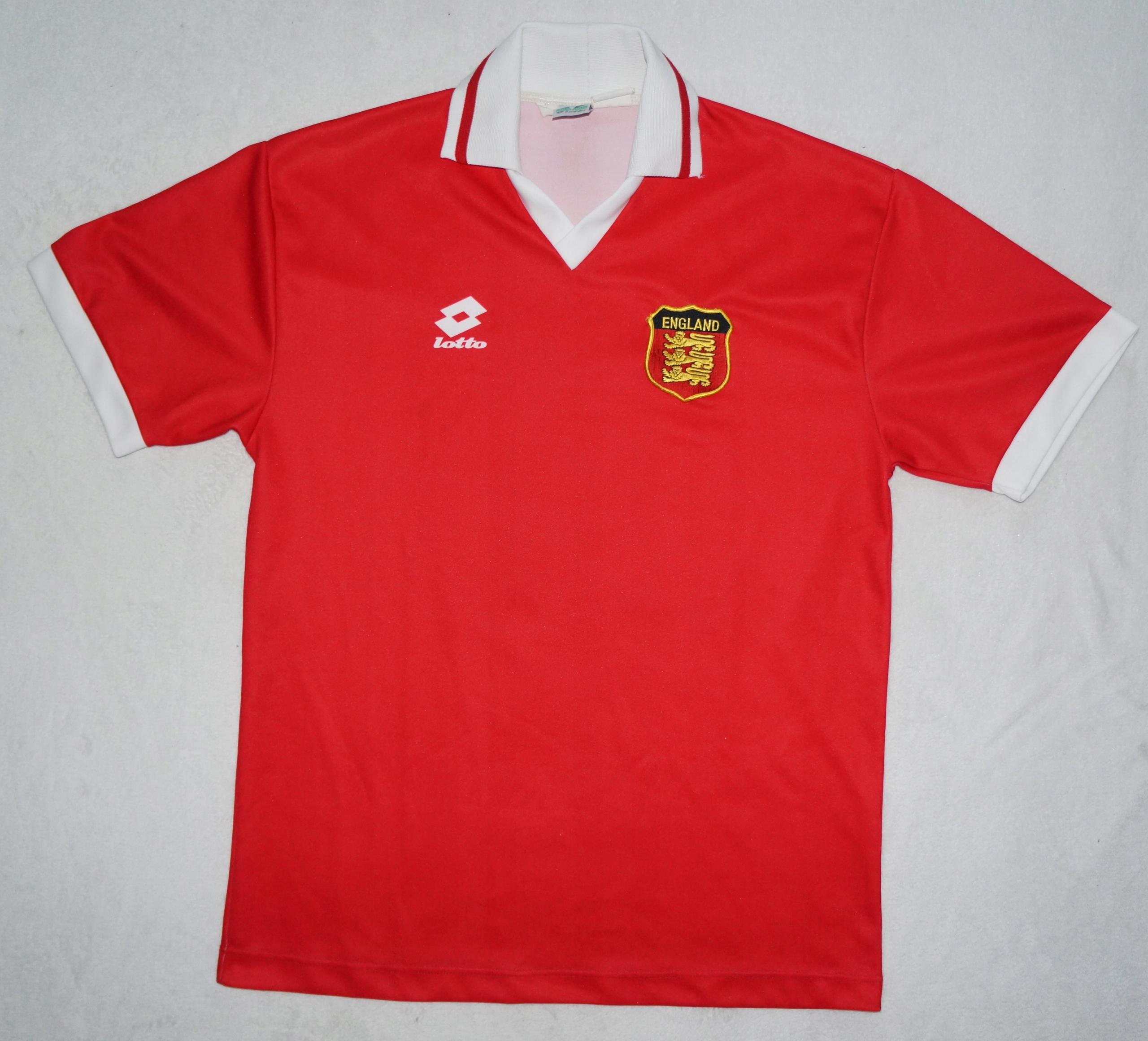 Anglia Lotto Koszulka piłkarska L / XL