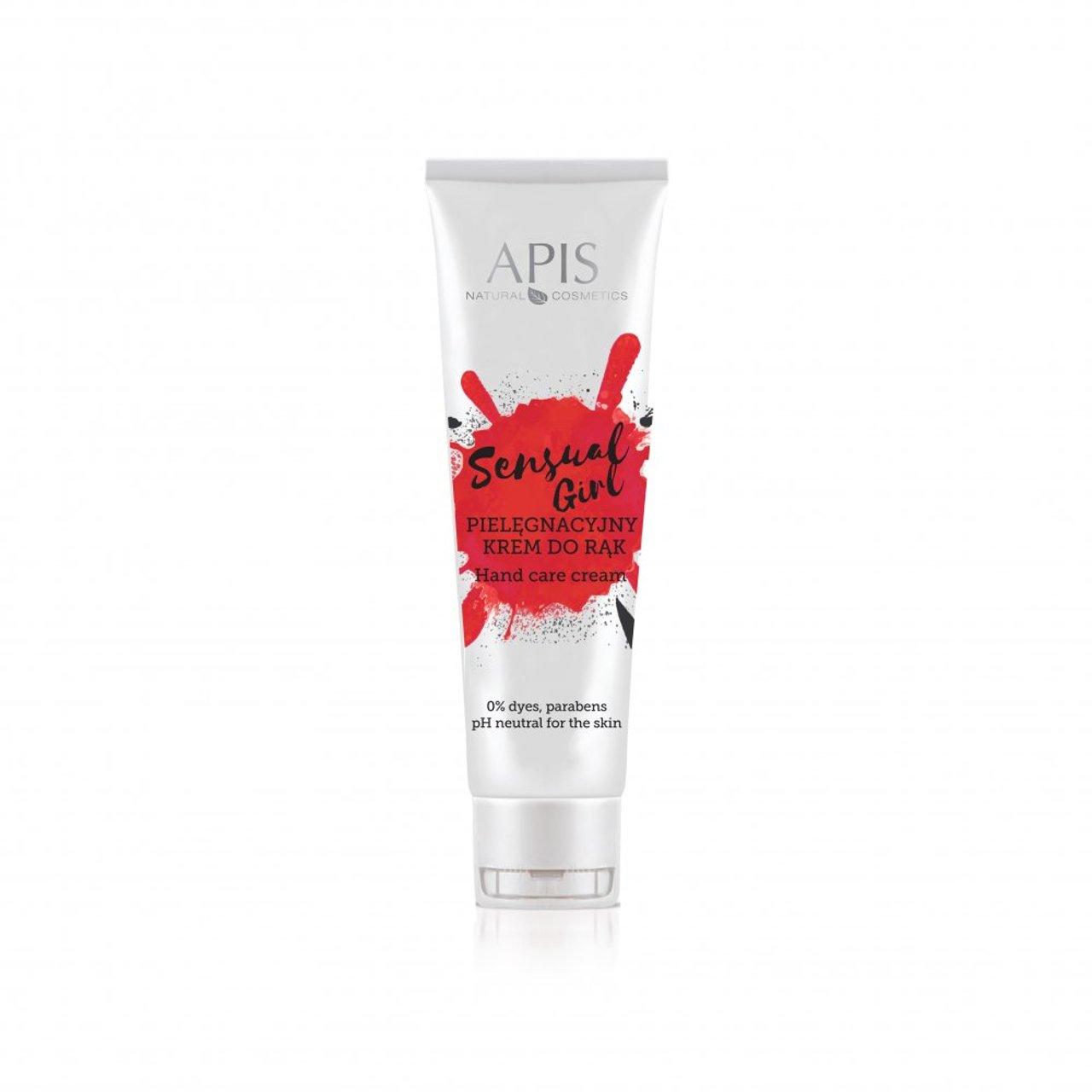 APIS Sensual Girl Perfumowany krem do rąk 100ml