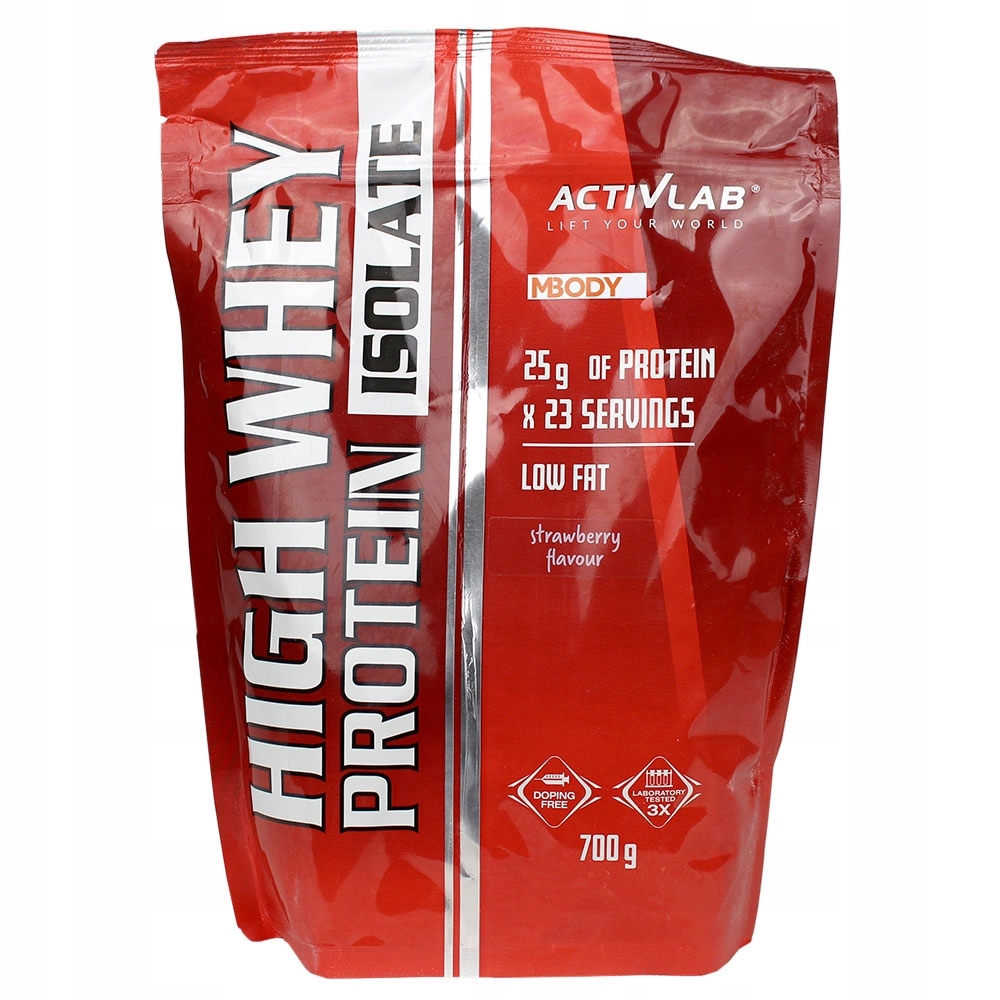 ActivLab High Whey Protein Isolate 700g BIAŁKO