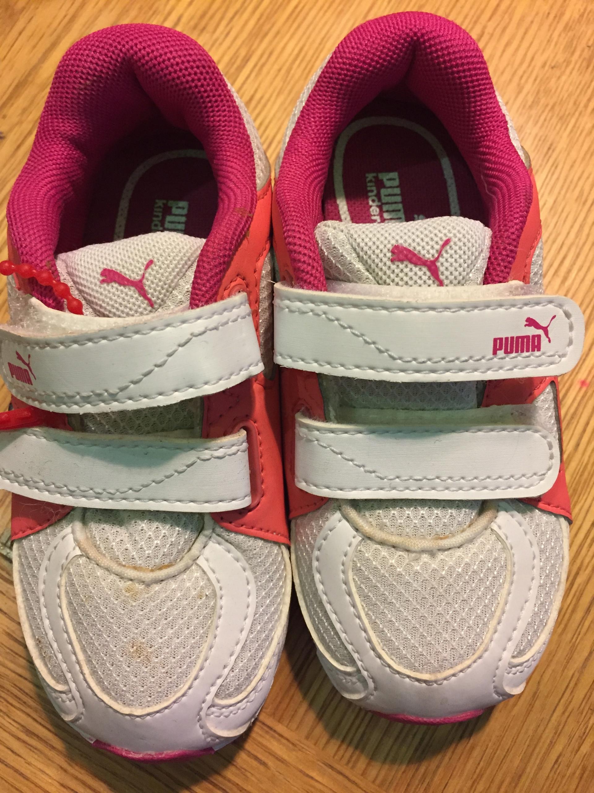 Buty dla dziewczynki PUMA rozmiar 24 7594846230