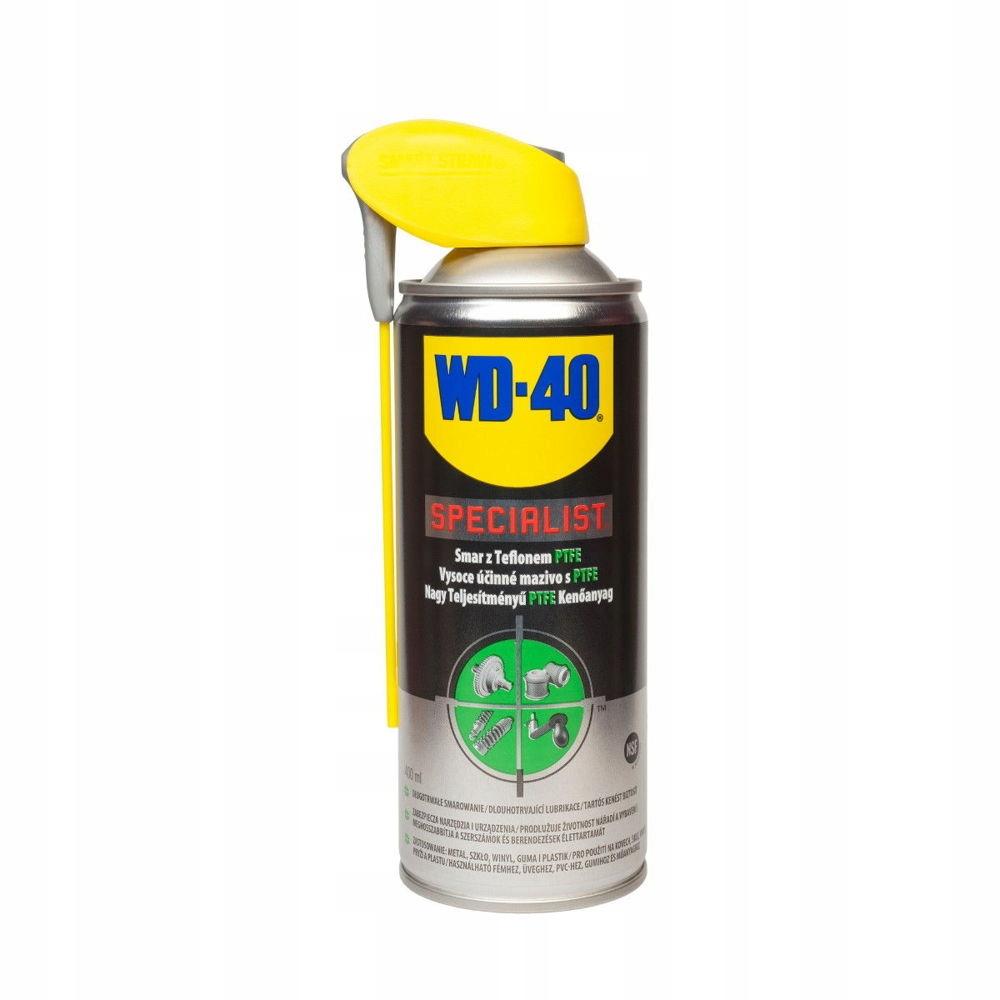 WD-40 Specialist smar z PTFE - aplikator 400ml