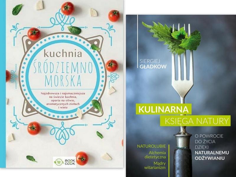 Kuchnia śródziemnomorska Kulinarna Księga Natury