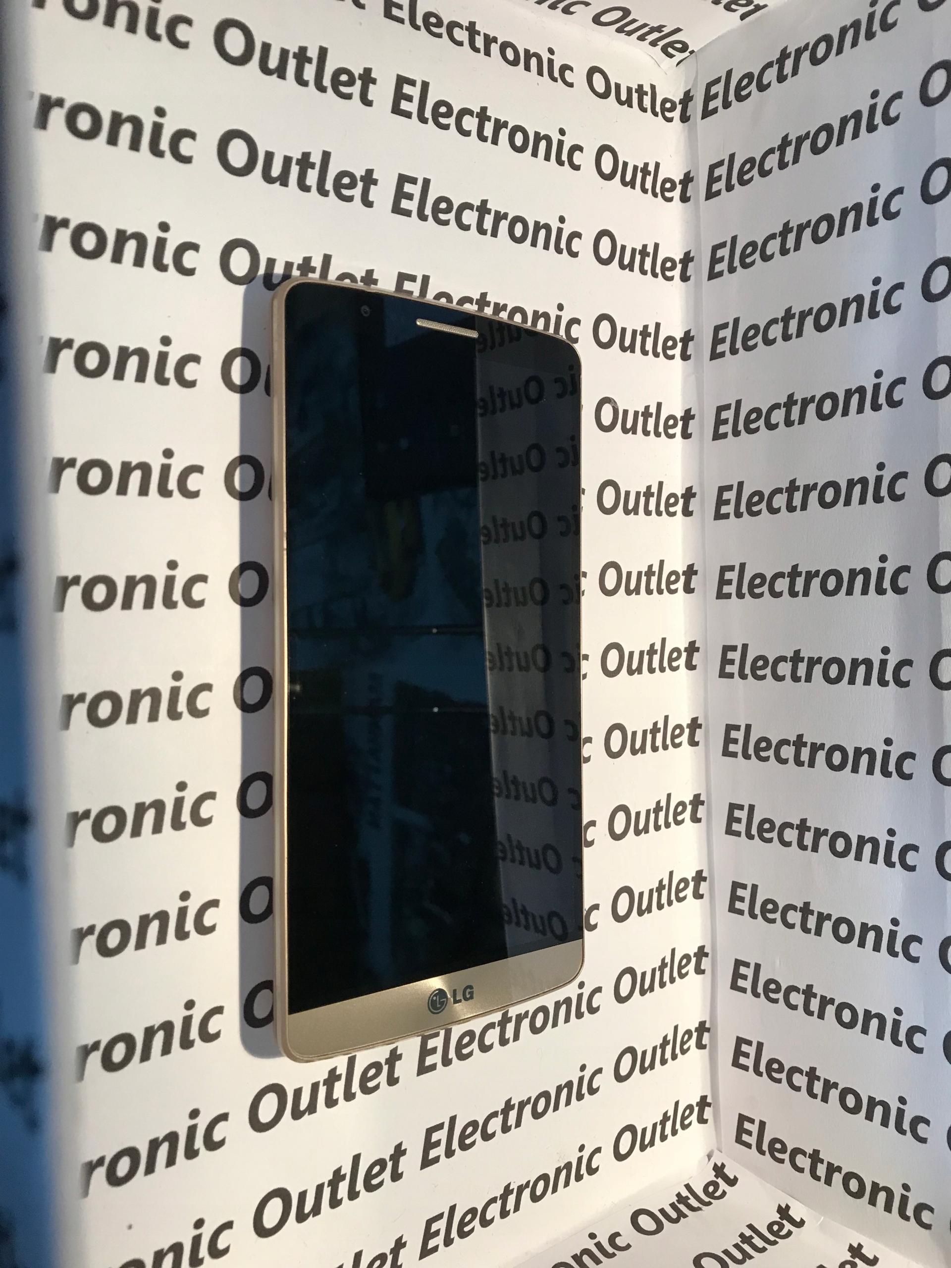 ORYGINALNY WYŚWIETLACZ LCD LG G4 H815 ZŁOTY