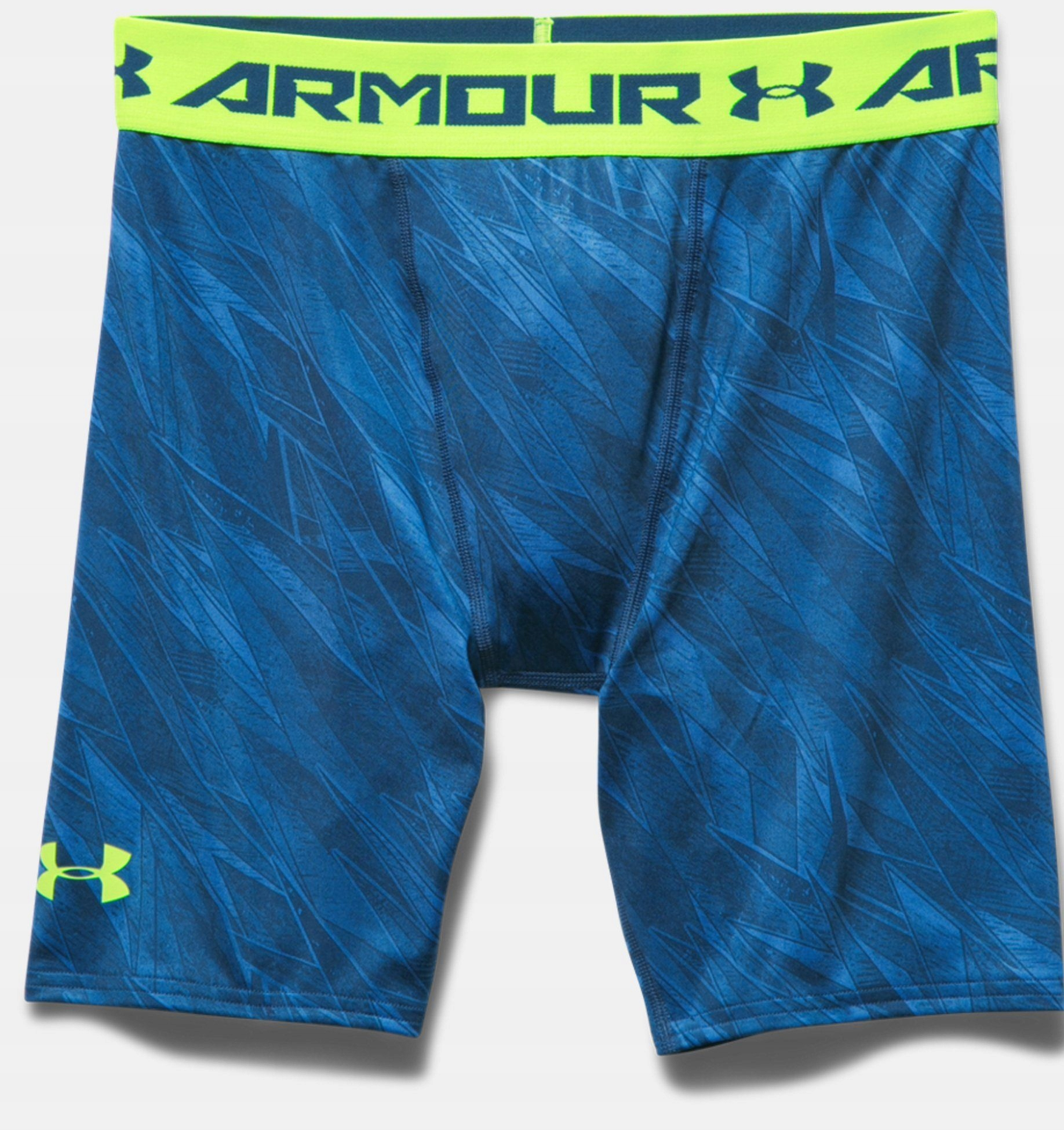 UNDER ARMOUR spodenki compression printed #XL