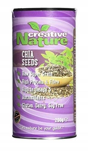 CREATIVE NATURE NASIONA CHIA 200g