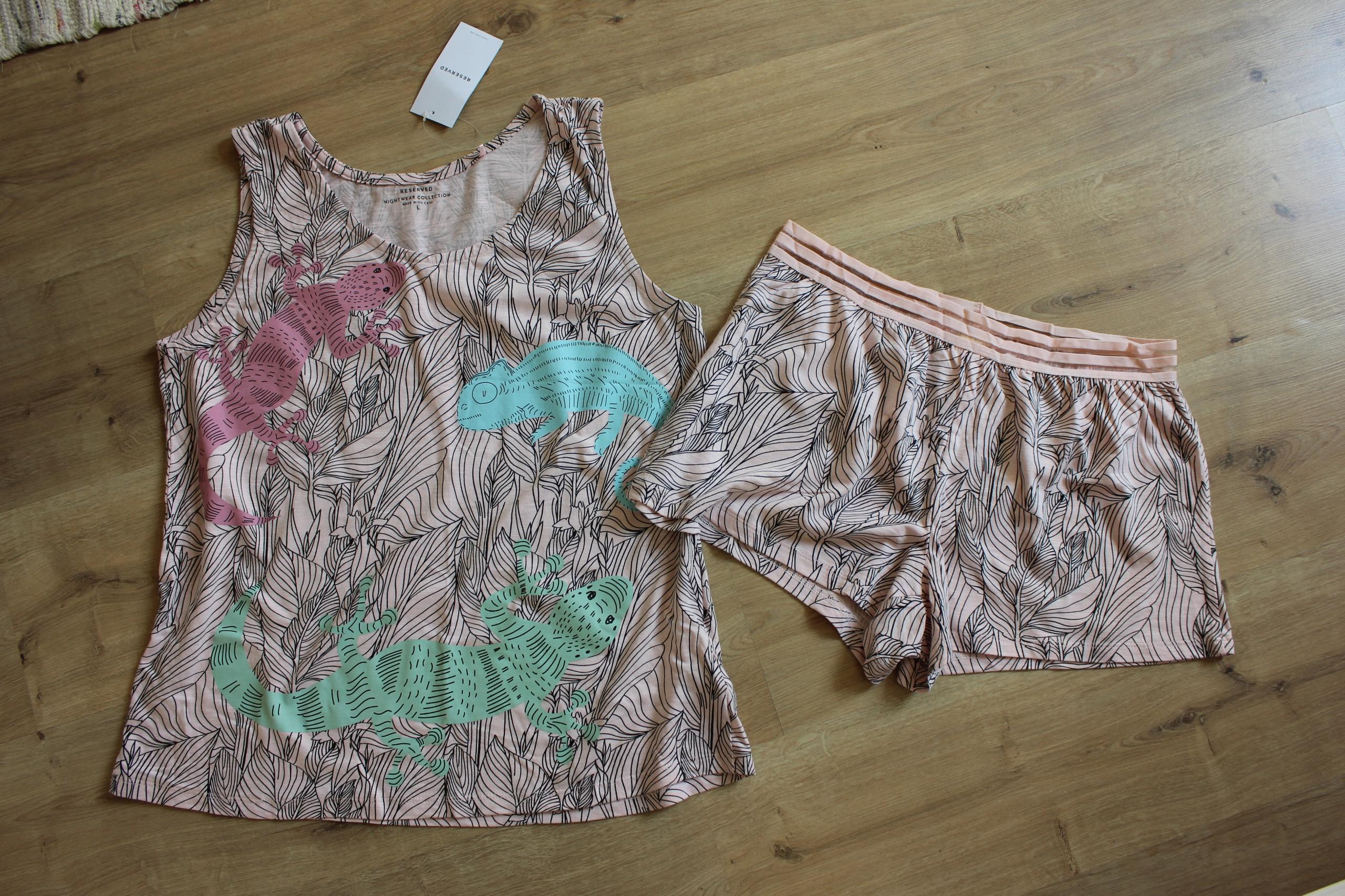 Piżama damska Reserved L, 40, Nowa