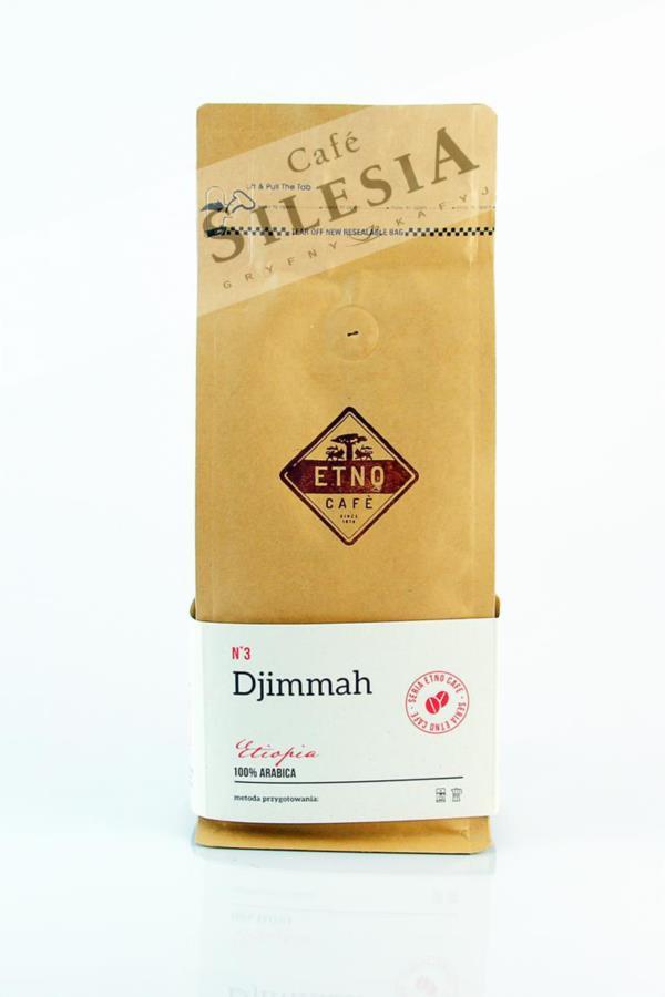 Etno Cafe Djimmah 0,25 kg