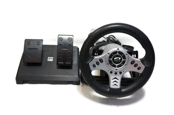 DRIVERS: APOLLO RW-1007 MONZA