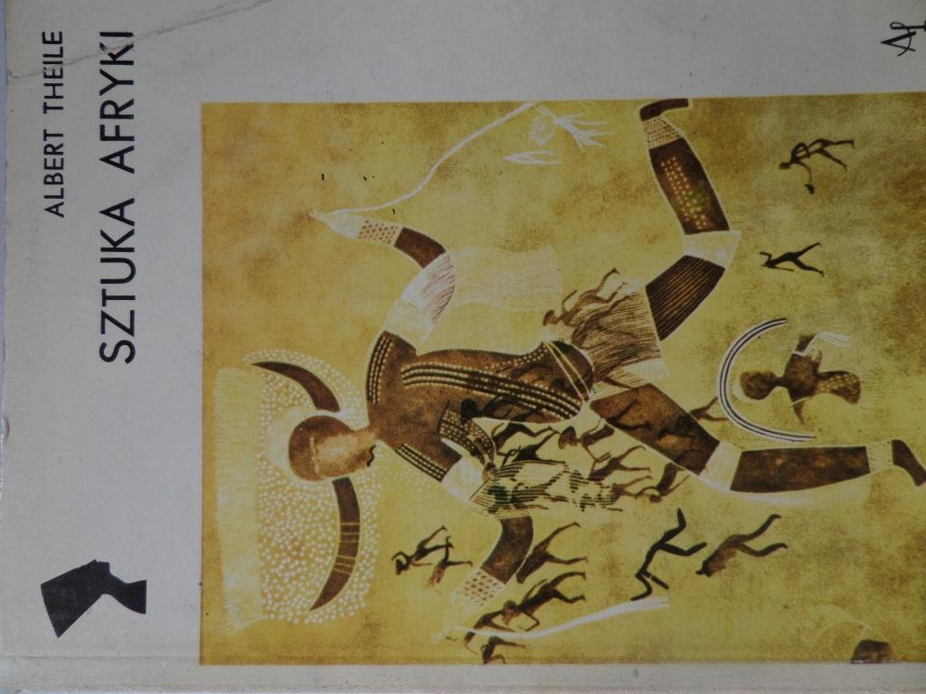 Sztuka Afryki - Albert Theile