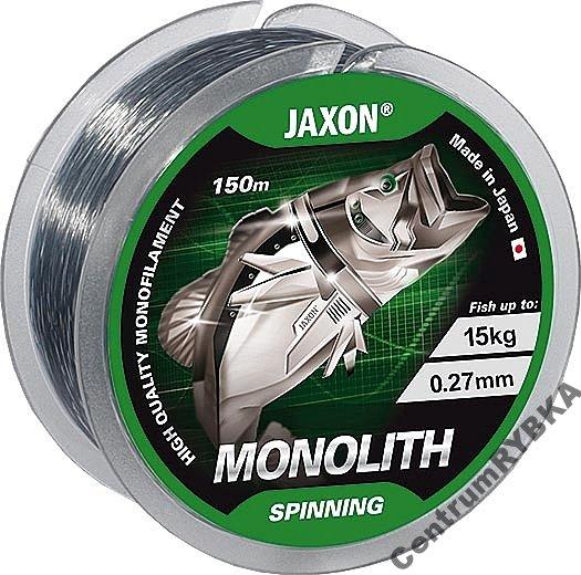 Żyłka Jaxon Monolith Spinning 0,18/7kg 150 m !