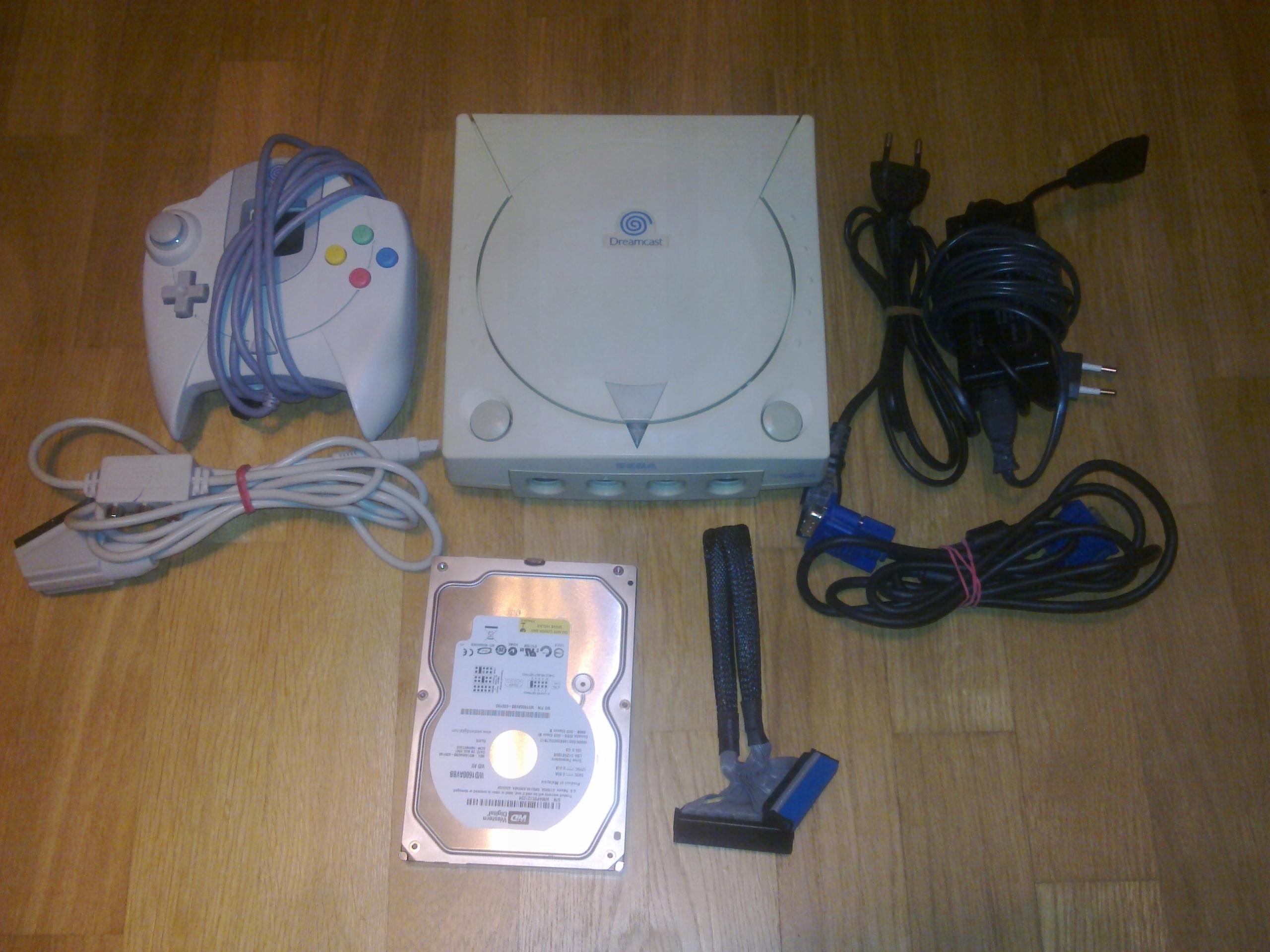 Dreamcast Bios