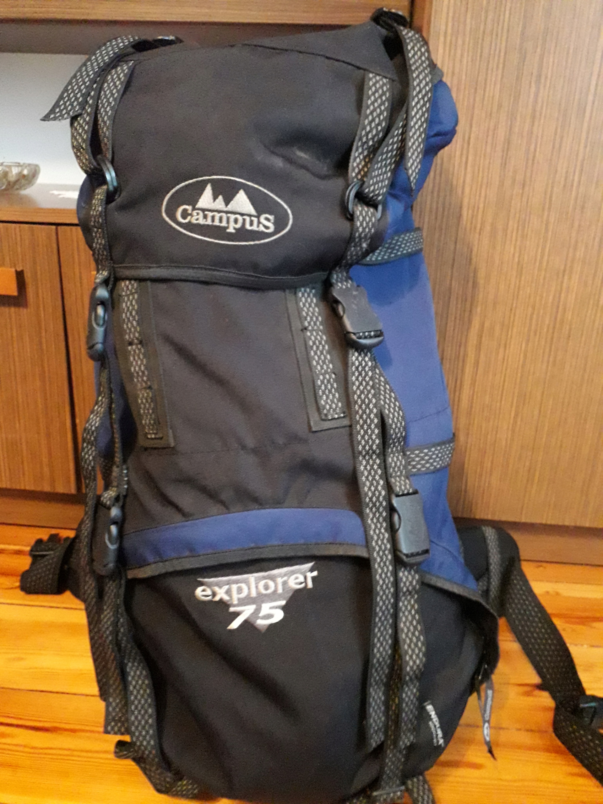 Plecak turystyczny Campus Explorer 75