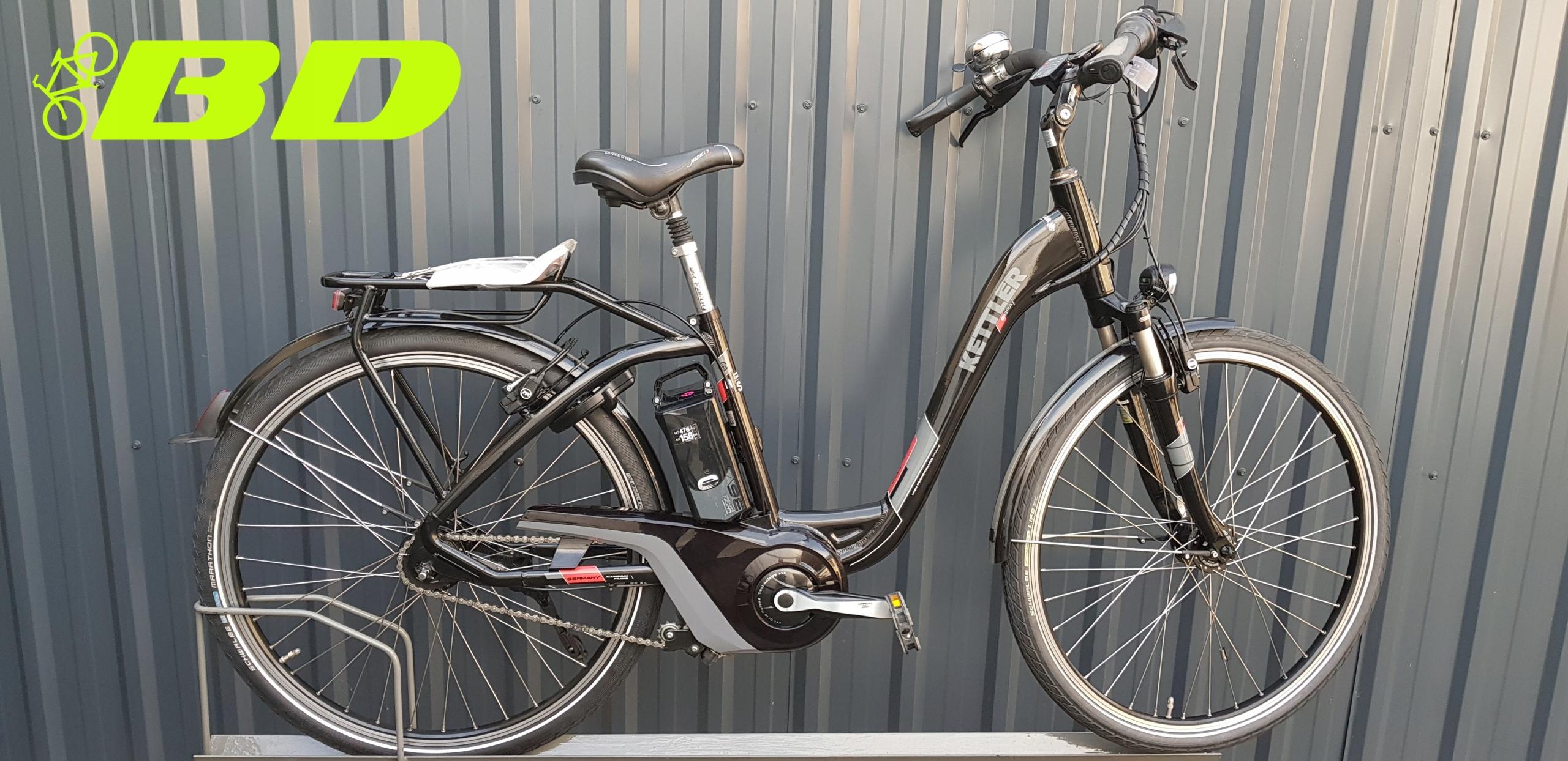 BDrowery rower elektryczny KETTLER Obra RT (274)