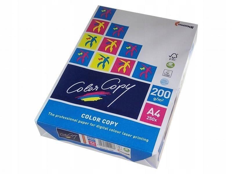 Papier Igepa Laser Color Copy 8687A20 (A4; 200g/m2