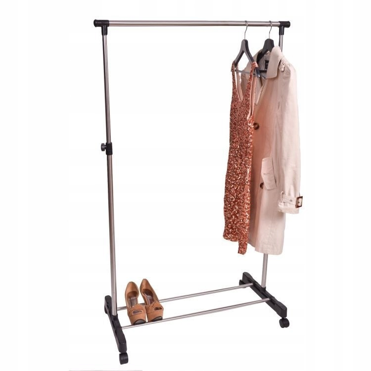Wieszak stojak szafa na kółkach garderoba Goodhome
