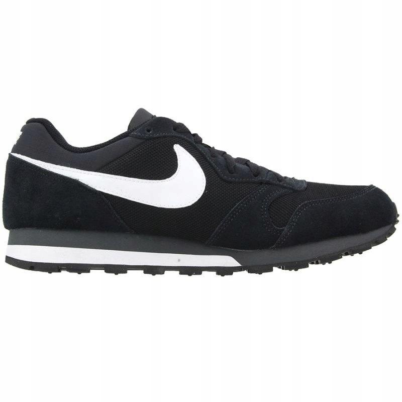 Czarne Syntetyk Buty Sport Treningowe Nike r.41