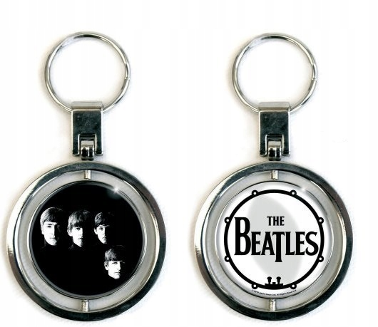 THE BEATLES - With The Beatles - brelok ORYGINAŁ