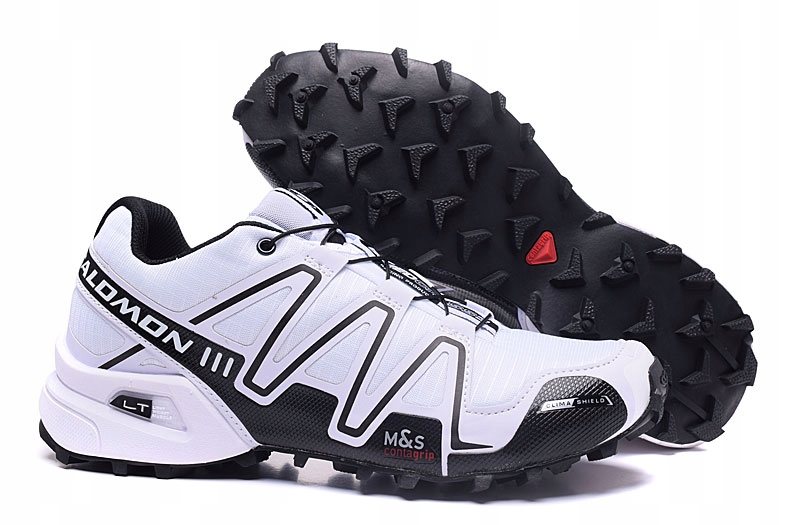 BUTY SALOMON SPEEDCROSS 3 terenowe do biegania 41