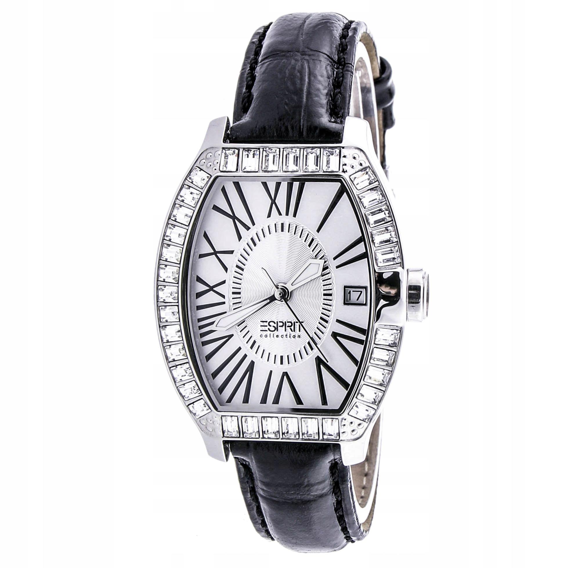 Zegarek ESPRIT EL900372001 datownik