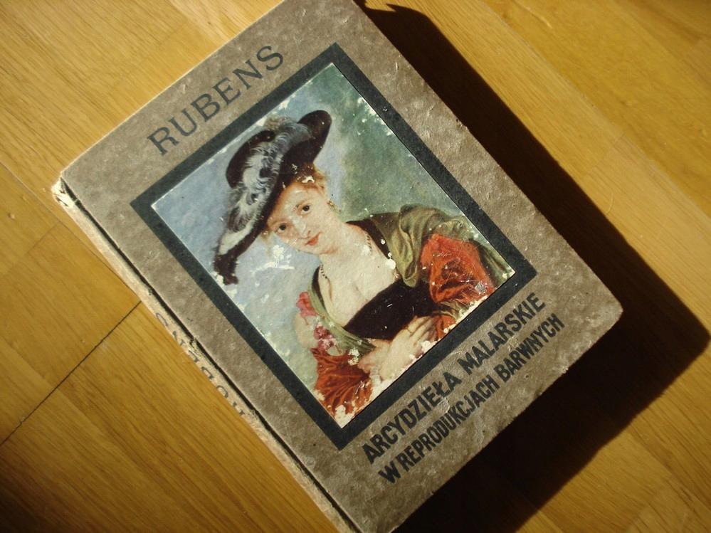 RUBENS - ARCYDZIEŁA MALARSKIE