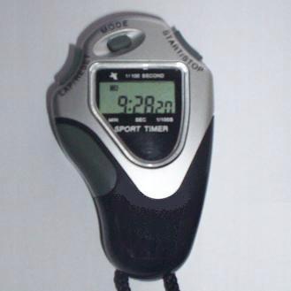 Cyfrowy stoper wielofunkcyjny timer sportowy alarm