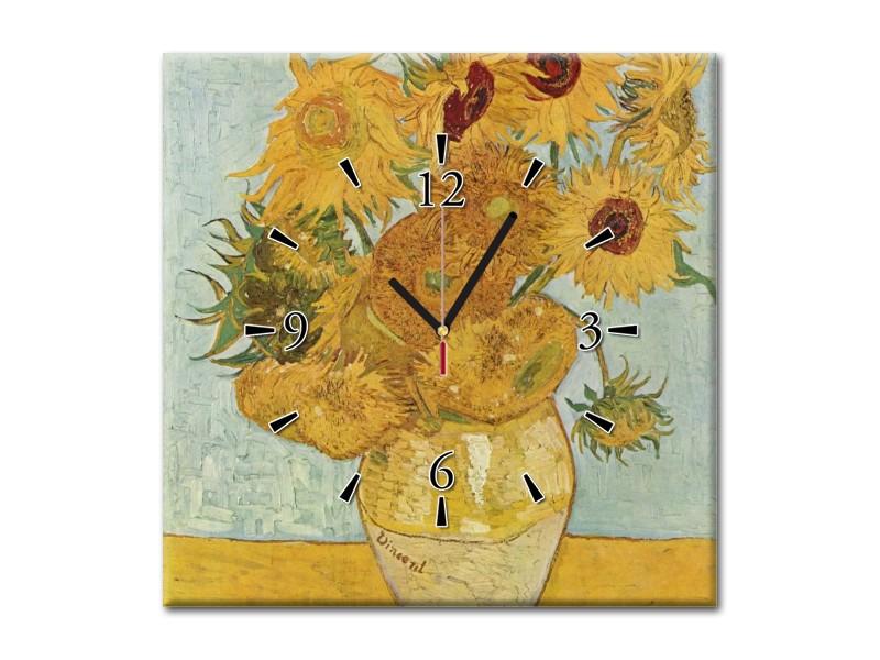 Zegary ścienne 40x40 Vincent Willem Van Gogh 7336722095