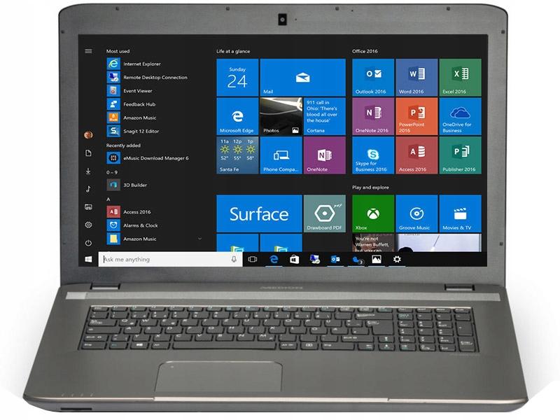 Laptop P7632 i5-4210M 4GB 1TB HD+ W10