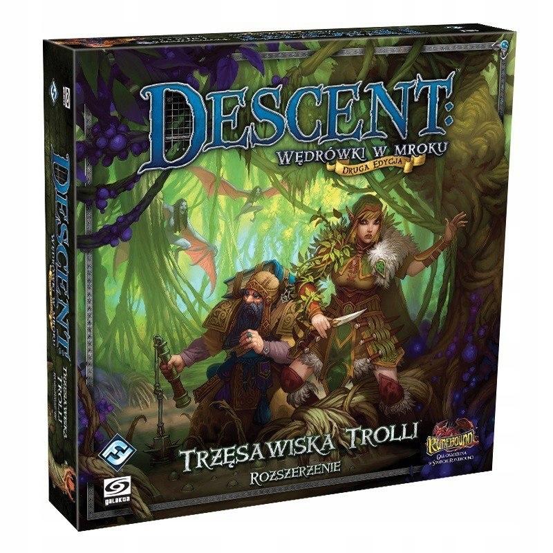 Gra Descent: Trzęsawiska Troli