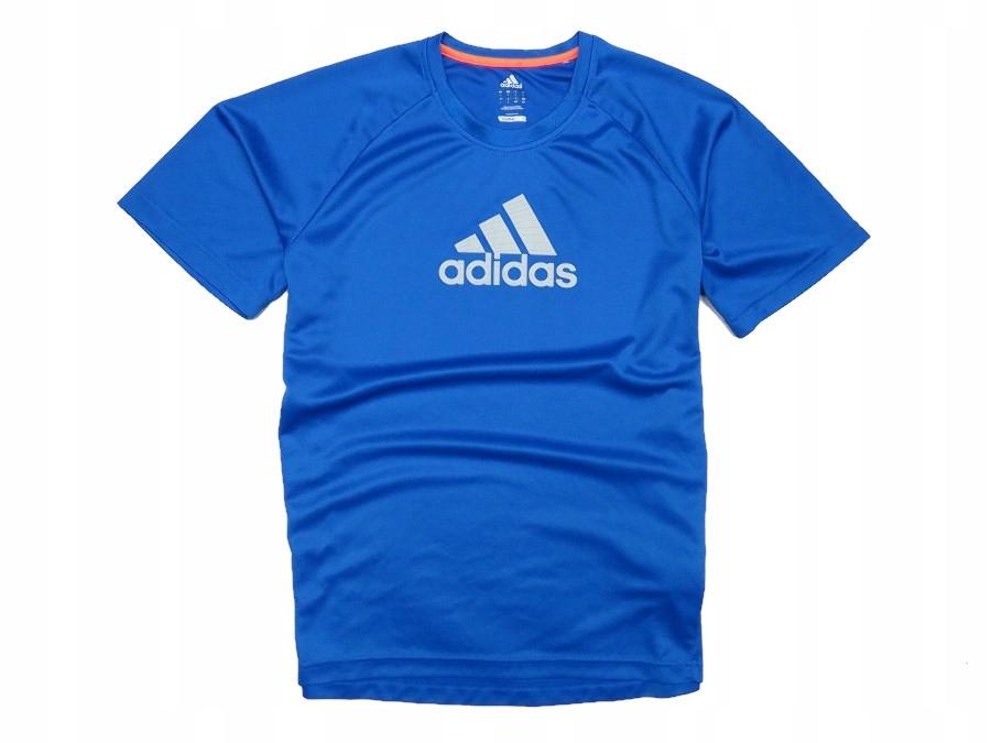 ADIDAS climalite koszulka t-shirt męski L