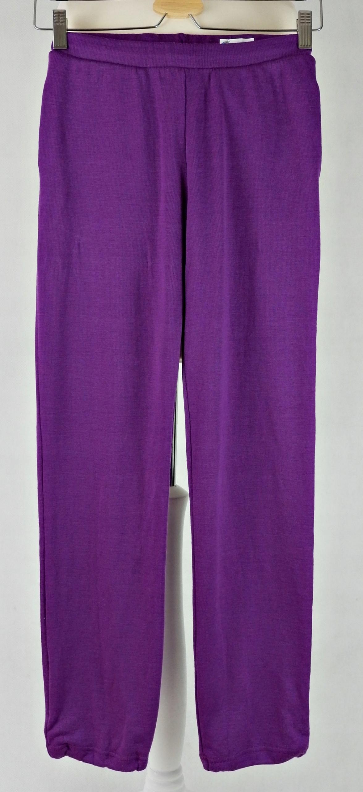 DEVOLD OPTIMUM JR spodnie dres merino 152