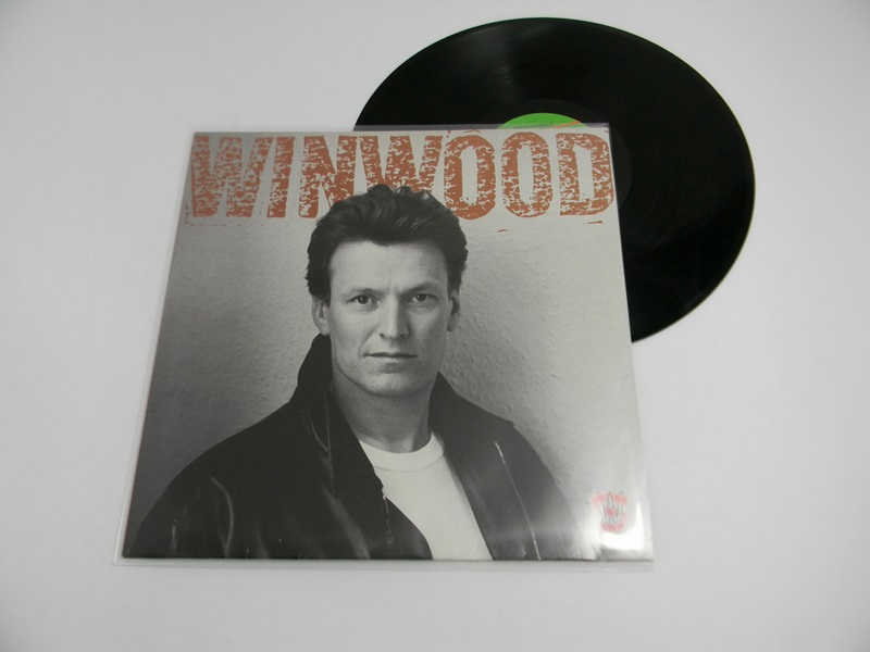 Steve Winwood - Roll With It [LP][EX] 1988 Germany