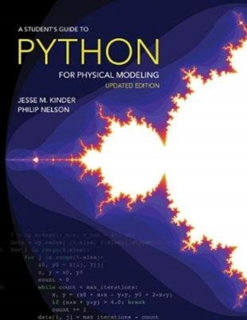 A Students Guide to Python for Physical Modeling