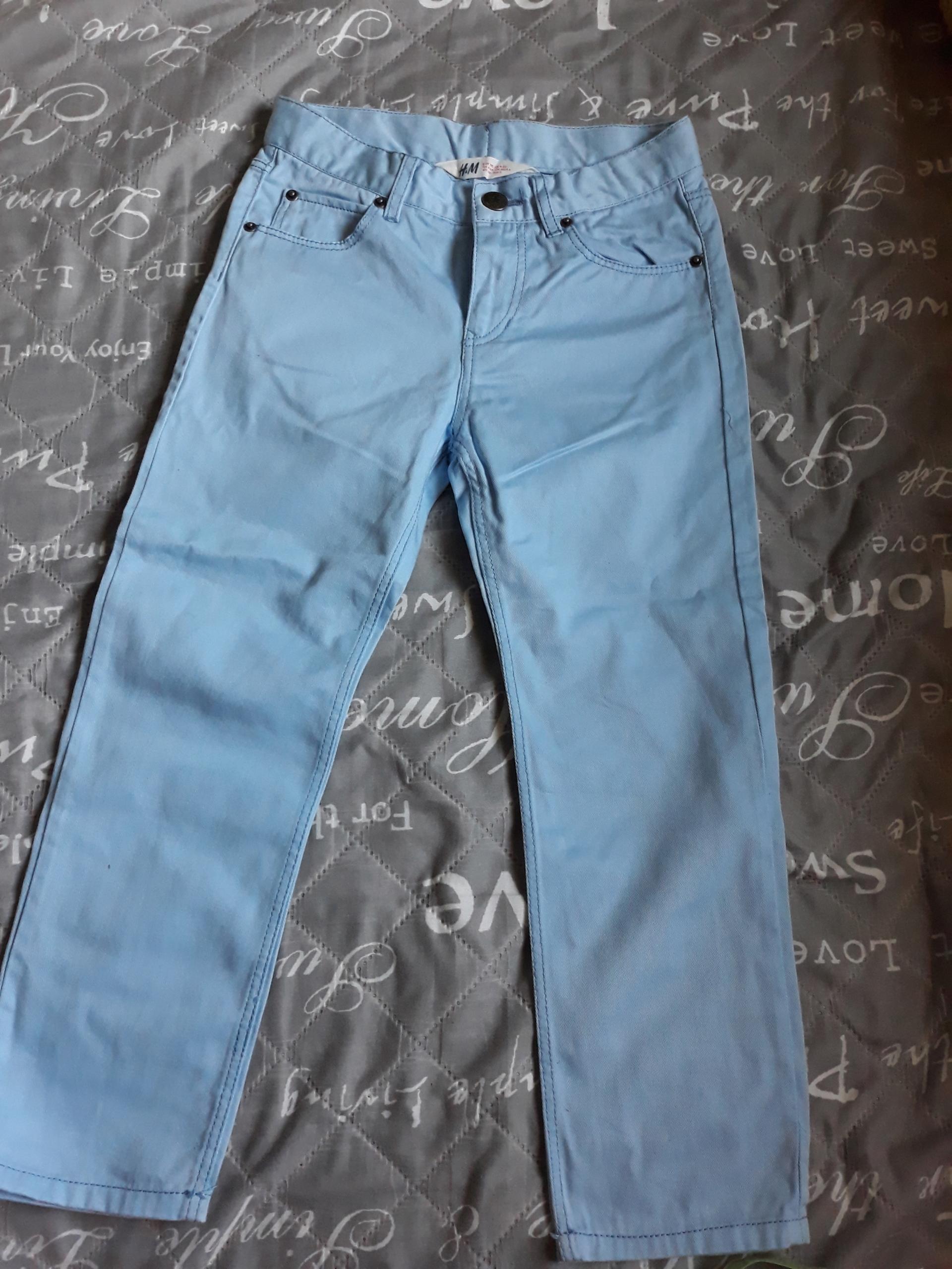 Spodnie H&M 110