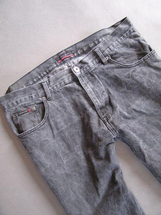 Spodnie męskie jeansy Pierre Cardin R 38