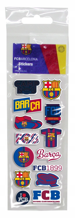 Naklejki FC Barcelona CYP Brands