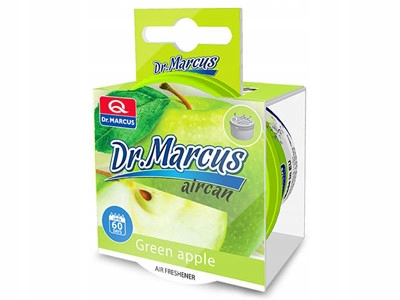 DR.MARCUS AIRCAN PUSZKA ZAPACHOWA GREEN APPLE