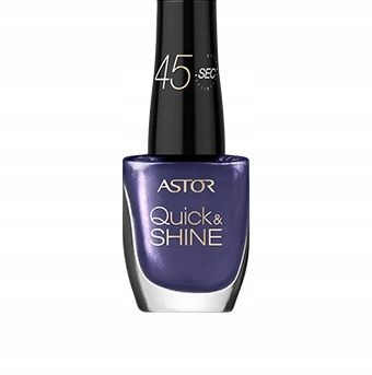 Astor Quick & Shine 403 Vibrant Purple lakier